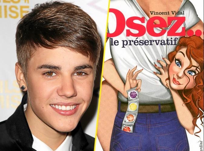 Justin Bieber, on lui conseille : Osez… le préservatif, La Musardine. 7 €.