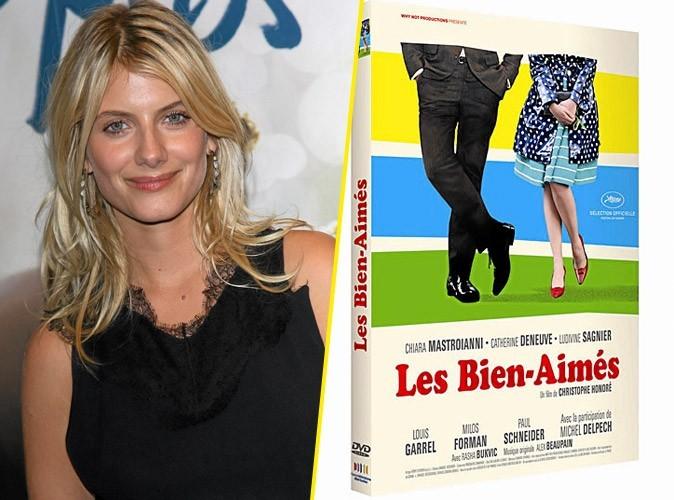 Mélanie Laurent, on lui conseille :  Les bien-aimés, DVD France Télévisions. 19,99 €.