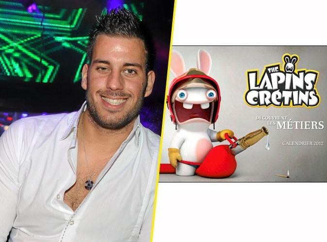 Zarko, on lui conseille :  Calendrier 2012, the Lapins crétins découvrent les métiers, Ubisoft. 9,90 €