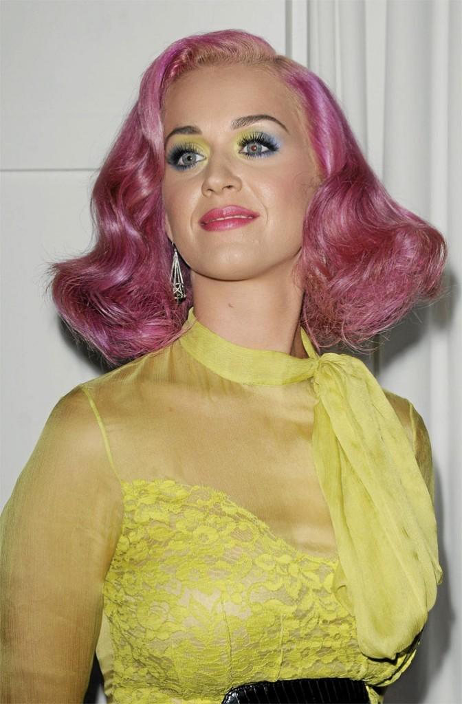 Katy Perry excentrique à souhait