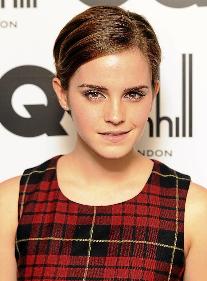 Emma Watson devient femme !