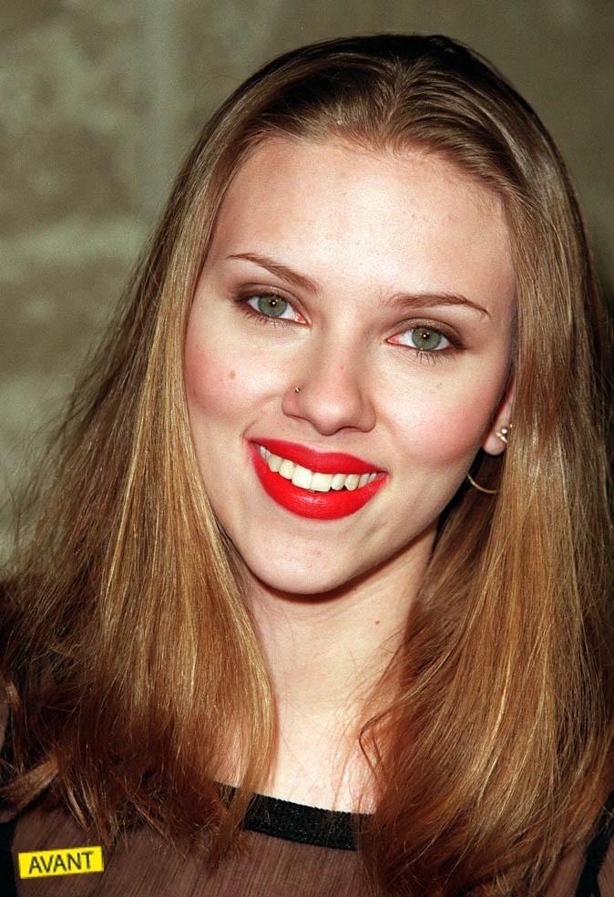 Scarlett Johansson éternelle adolescente