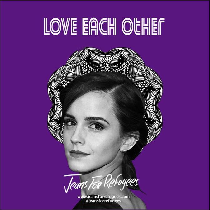 Emma Watson, Kate Moss, Eva Longoria : leur jean pr�f�r� aux ench�res pour la bonne cause !