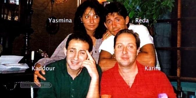 Kad Merad et ses frères et soeurs !