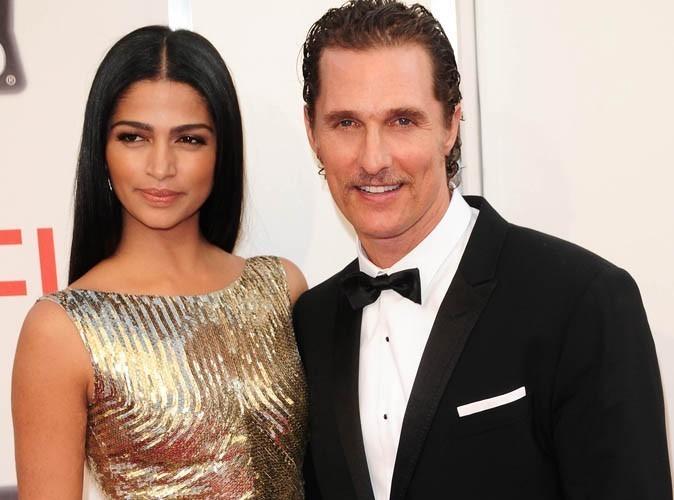 Matthew McConaughey : finalement c'est un garçon… découvrez son joli prénom !
