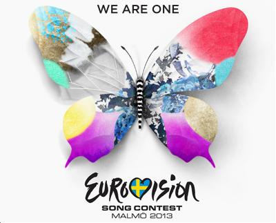 L'affiche du concours de l'Eurovision 2013