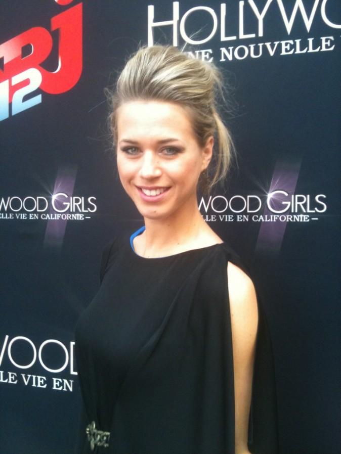 Sylvia, actrice d'Hollywood GIrls