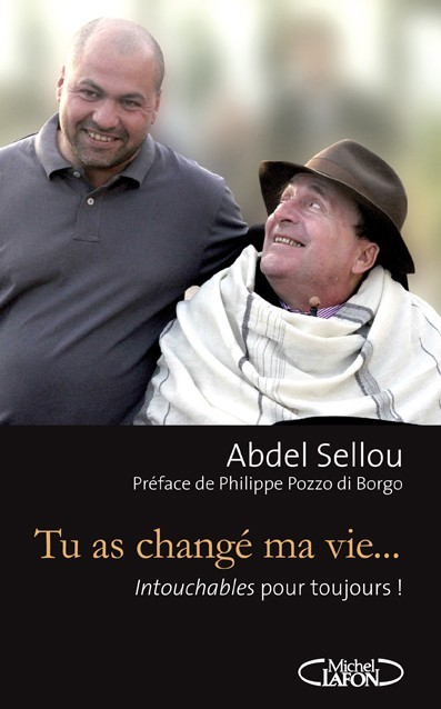 Tu as changé ma vie, Abdel Sellou, 16,95 euros, editions Michel Lafon, sortie le 15 mars.