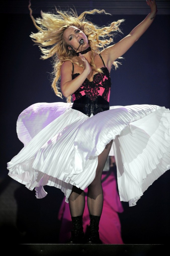 Britney en grande forme !