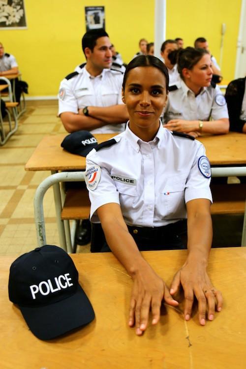 Exclu Public : dans la police, Shy'm a trouvé sa nouvelle vocation !