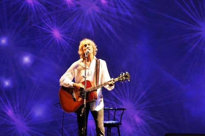 Louis Bertignac a chanté des chansons spécialement choisies pour l'évènement !