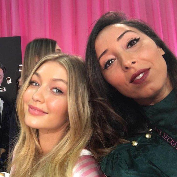 Les backstage du Victoria's Secret Fashion 2015!