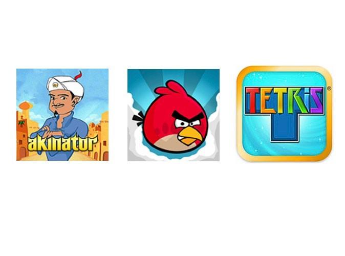 Ses trois jeux vidéo préférés sur iPhone...