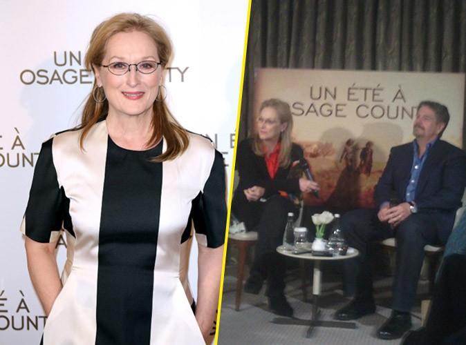 """Exclu Public : Meryl Streep : """"Qu'importe si j'ai l'Oscar !"""""""