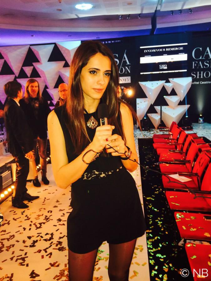 "Kenza Cheddadi, organisatrice du ""Casa Fashion Show"" !"