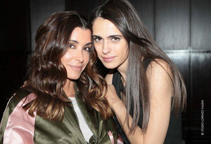 Jenifer et Kenza Cheddadi lors de la 8e édition du Casa Fashion Show