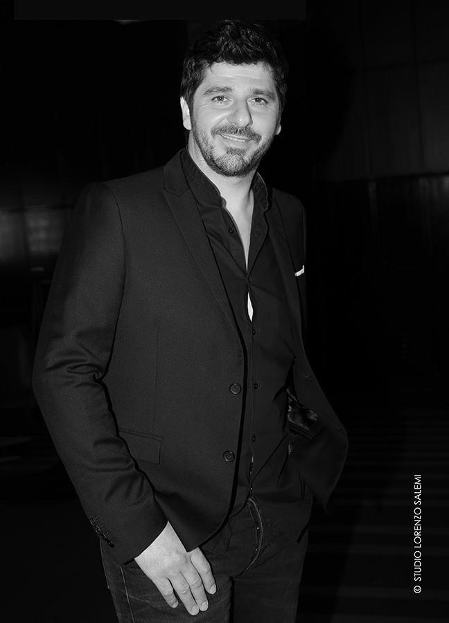 Patrick Fiori lors de la 8e édition du Casa Fashion Show