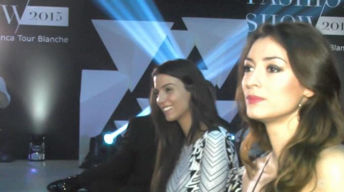 Exclu Public : Photos : Ludivine Sagna : la belle de Bacary à Casablanca pour vivre la mode à l'heure marocaine !