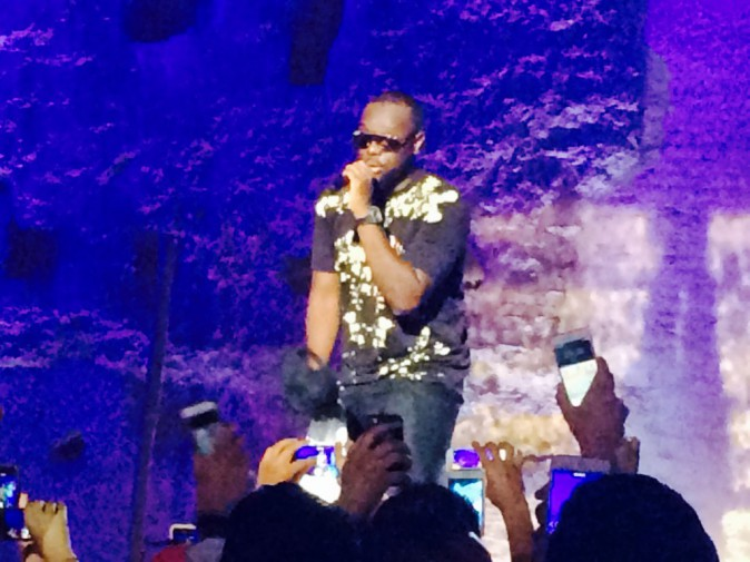 Exclu Public : Photos : Maitre Gims fait chanter Marrakech... On y était !