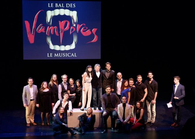 Le bal des vampires de Roman Polanski bientôt au théâtre Mogador en version comédie musicale !