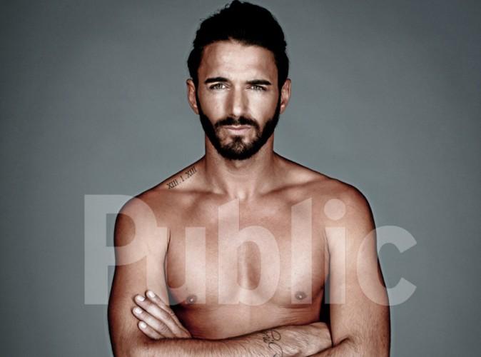 Exclu Public : Thomas Vergara : torse nu et sexy... Son dernier shooting hot avant le drame