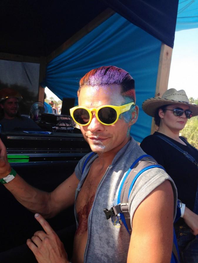 """Make up """"faut que ça brille"""" - Coachella JOUR 2"""
