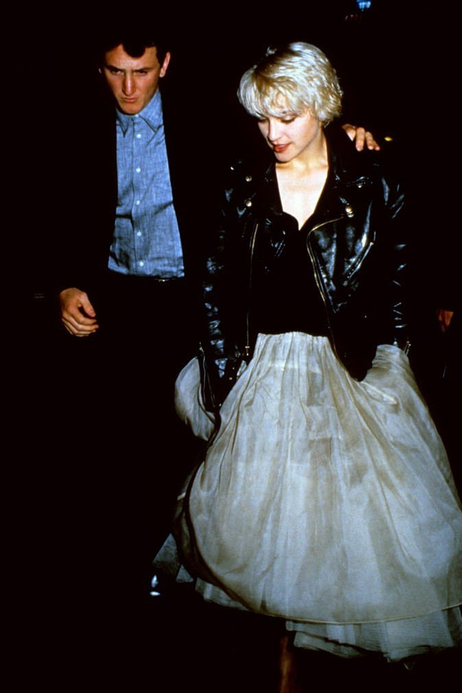 1986 : Madonna et Sean Penn
