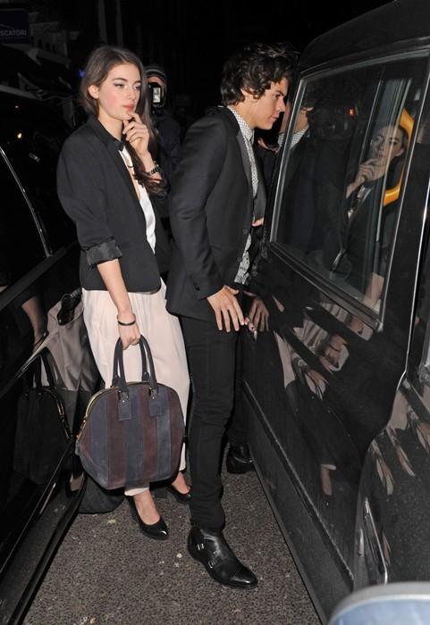 Harry Styles et Millie Brady