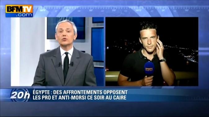 François-Xavier Ménage : le nouveau beau gosse de M6 !