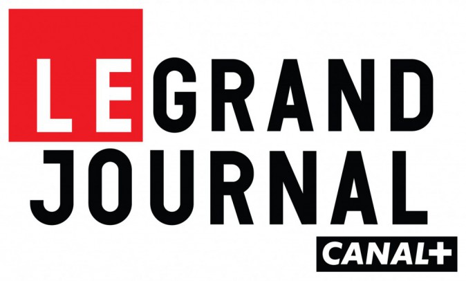 """Le Grand Journal"" sur Canal+, le 21 octobre 2013"