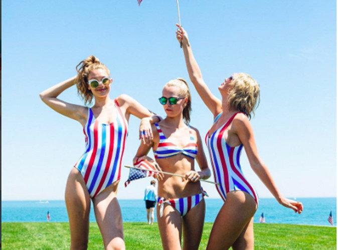 Gigi Hadid, Cara Delevingne, Taylor Swift : Leurs maillot de bain du 4 juillet affolent la toile !