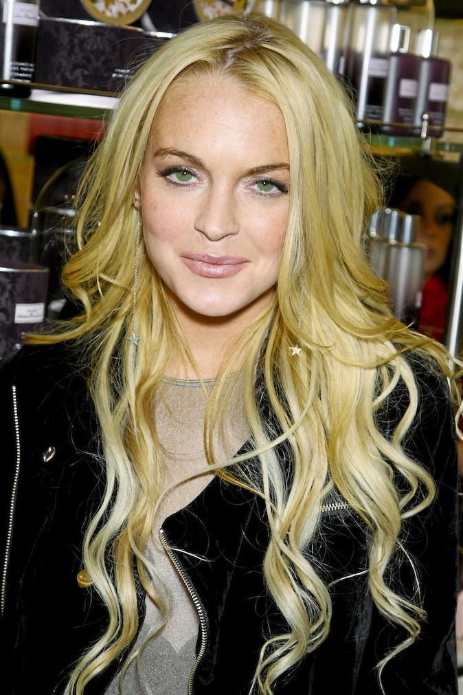 Lindsay Lohan dans Glee