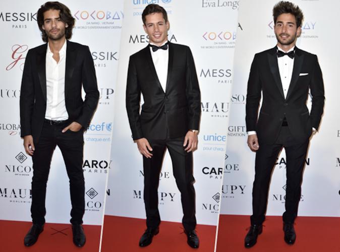 Global Gift Gala 2017 : Renan Pacheco, Valentin Lucas, Raphaël Spezzotto-Simacourbe, les influenceurs sont présents pour Eva Longoria !