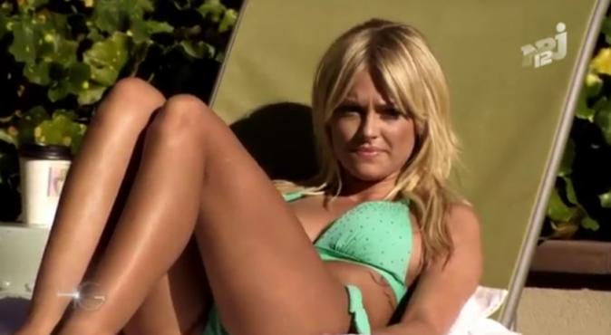 Caroline (Caroline Receveur) dans Hollywood Girls
