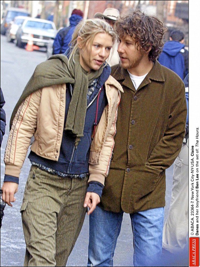 Claire Danes avec Ben Lee, son premier amour qui a duré 6 ans !