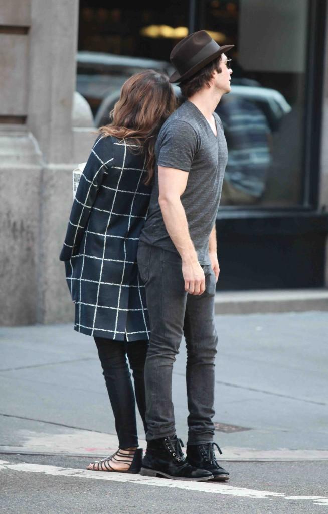 Ian Somerhalder et Nikki Reed : plus complices que jamais, ils ne se lâchent plus !