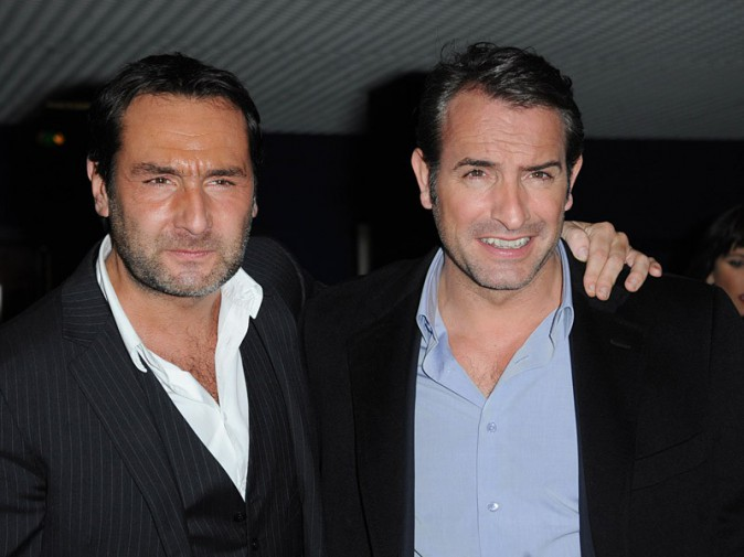 Gilles Lellouche & Jean Dujardin