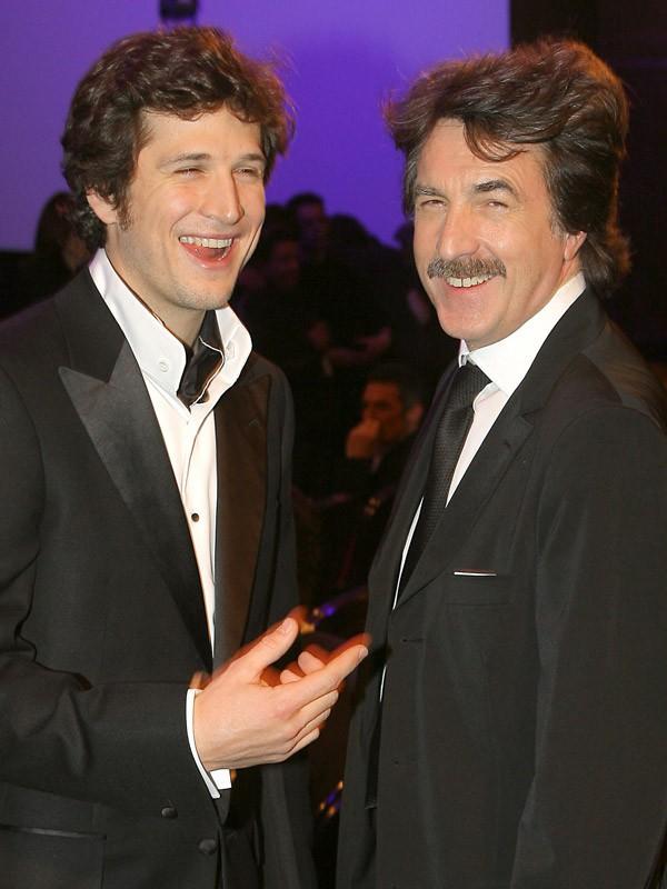 Guillaume Canet & François Cluzet