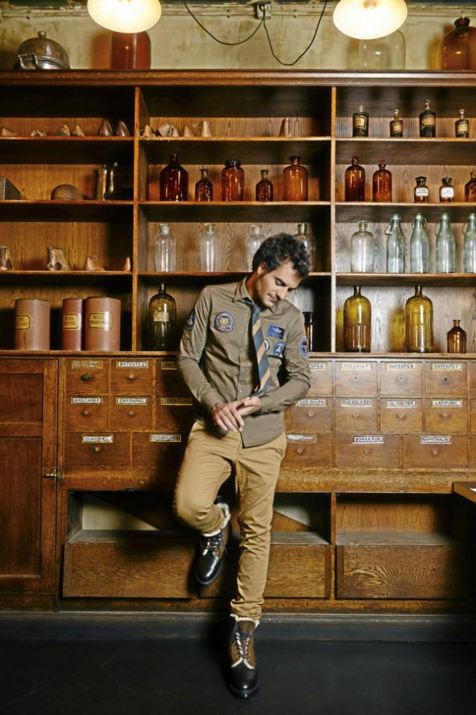 Interview exclusive et photos : Amir : gentleman charmeur !