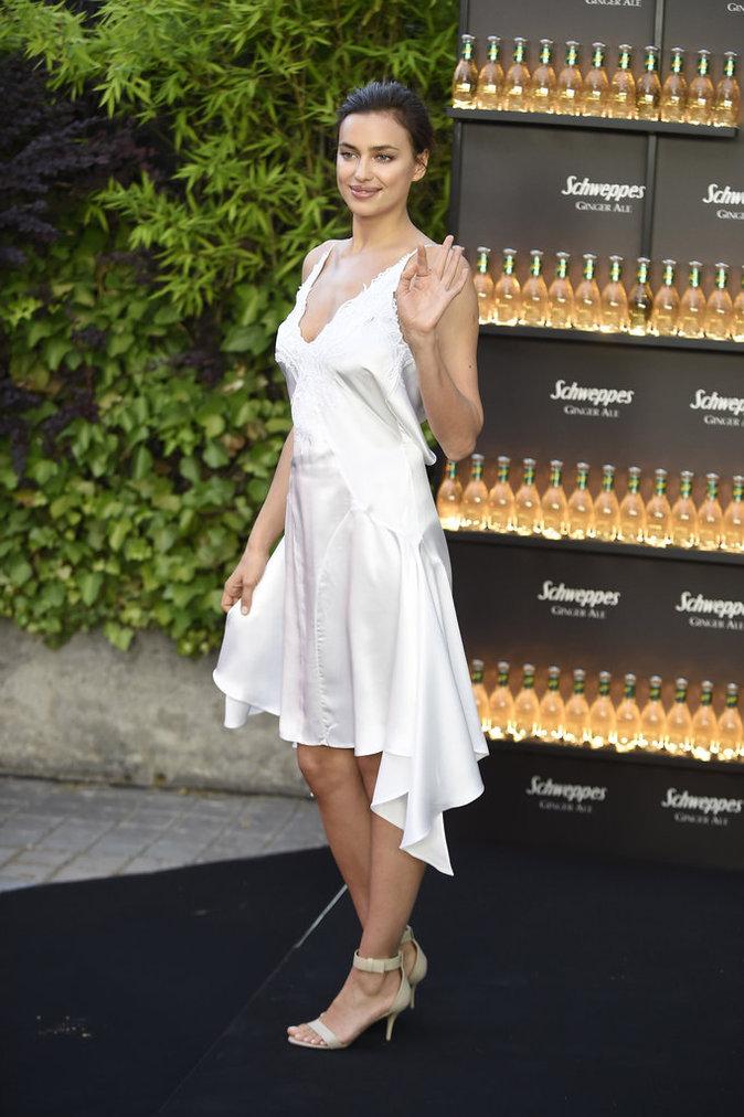 Irina Shayk est plus sexy que jamais