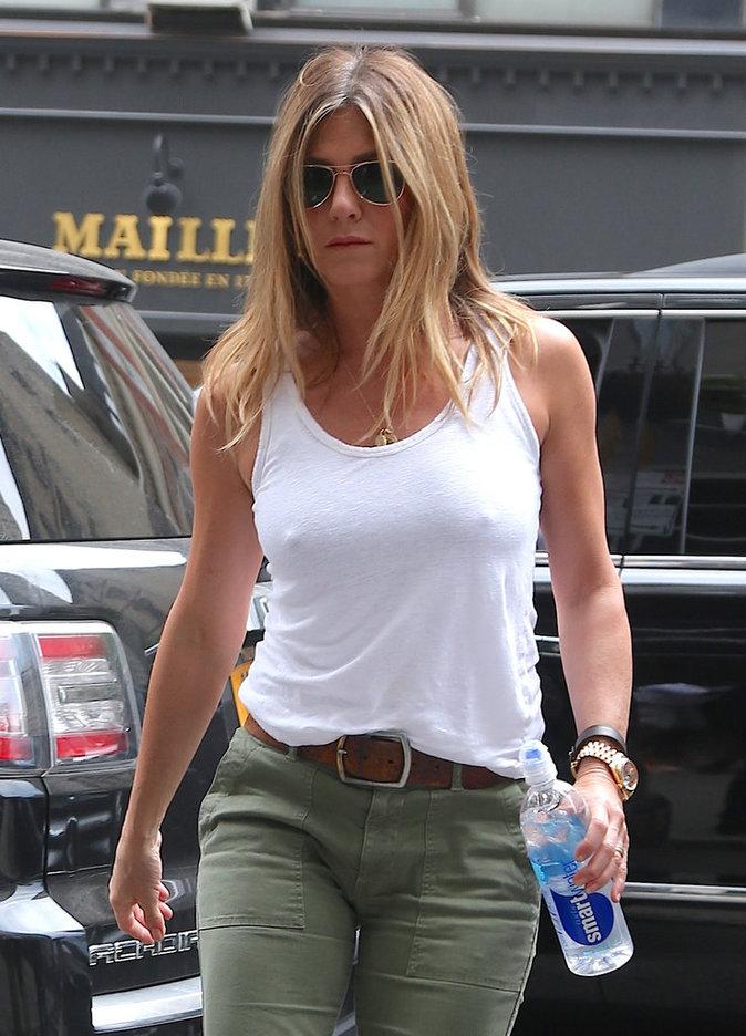 Jennifer Aniston à New York
