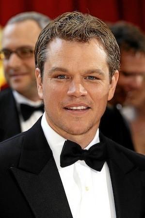 2 : Matt Damon