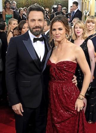 4 : Ben Affleck et Jennifer Garner