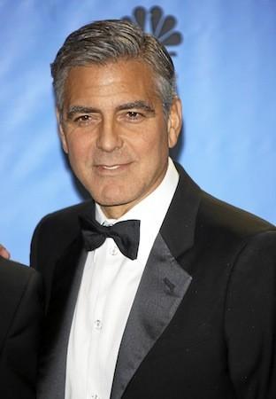 7 : George Clooney