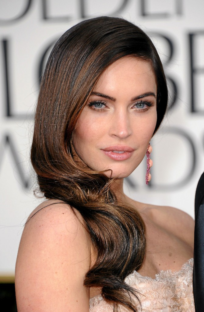 Il s'agit de Megan Fox !