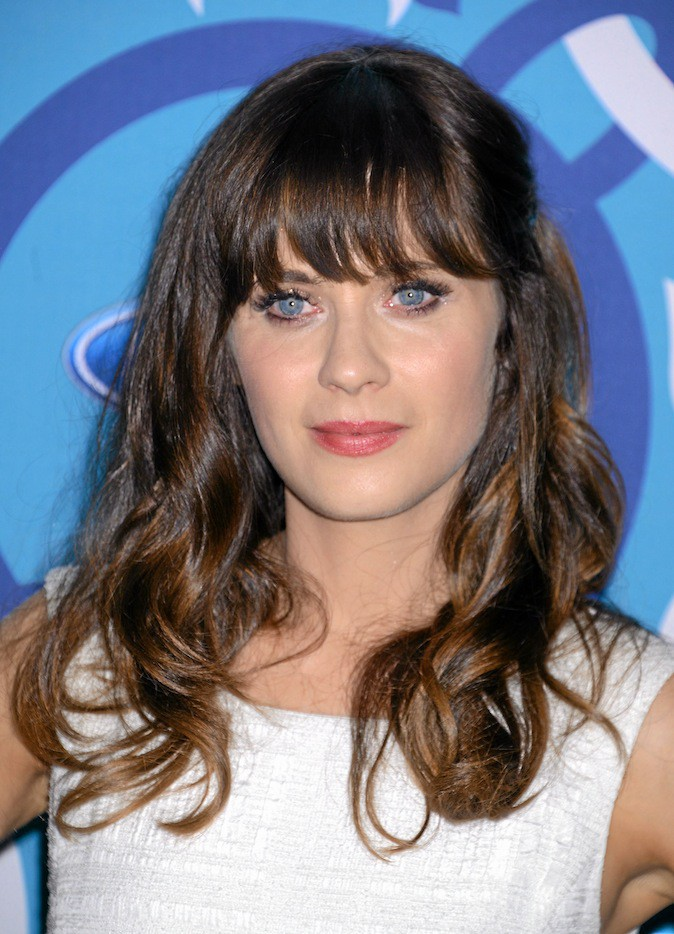 Il s'agit de Zooey Deschannel !