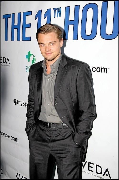 5. Leonardo DiCaprio