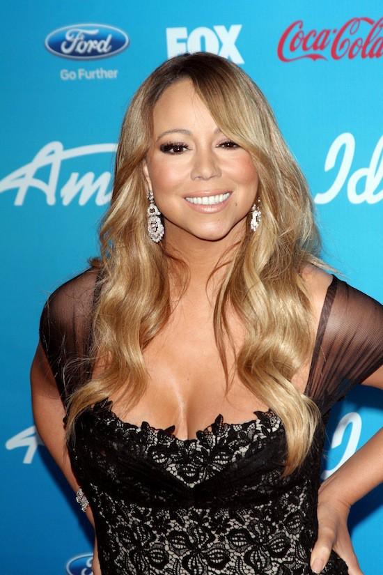 A. Mariah Carey