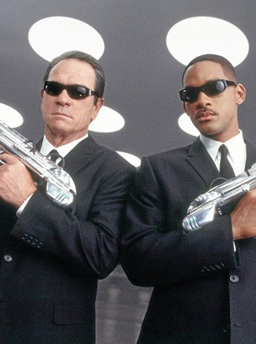 Les Men in black