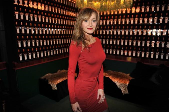 Julie Ferrier à la soirée d'ouverture du Cointreau Privé